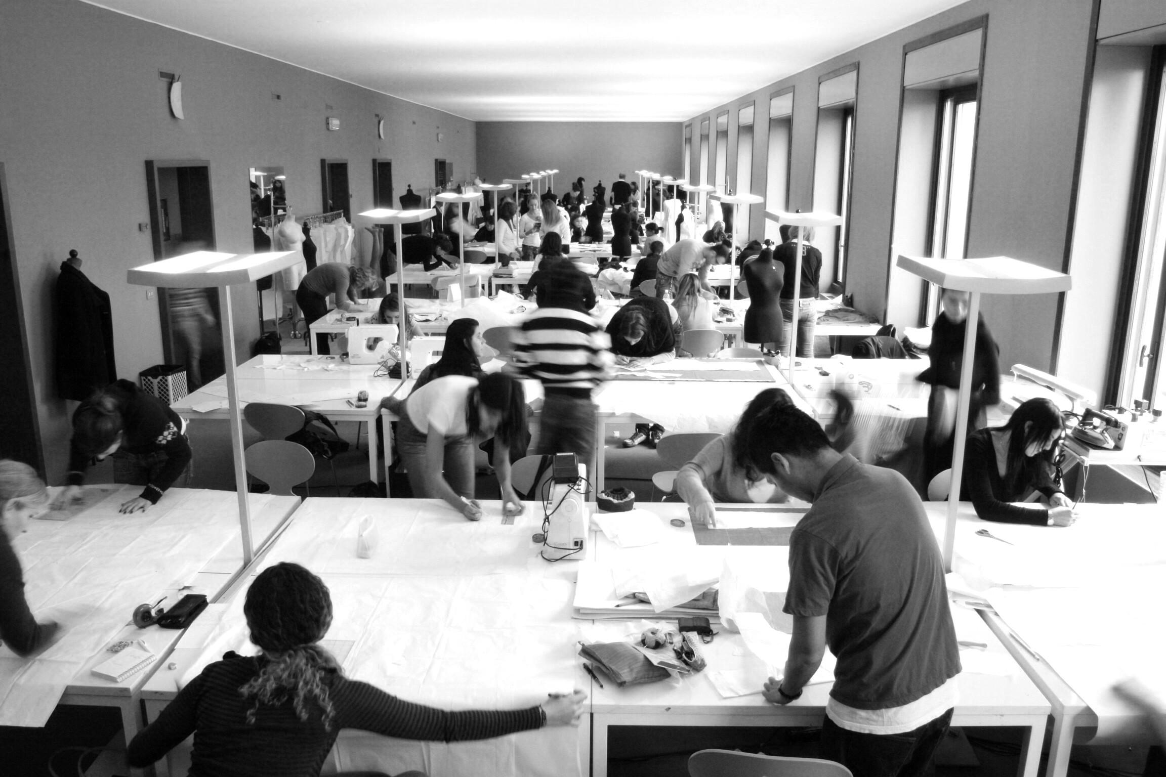 Istituto Marangoni em Milão  (Foto: Reprodução)