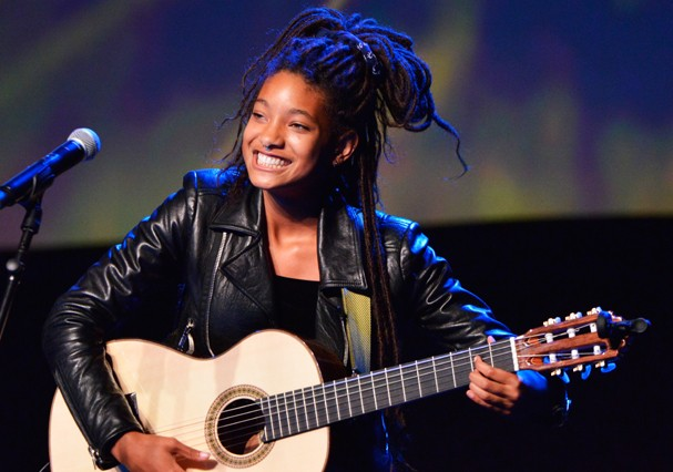 Willow Smith é toda good vibes (Foto: Getty Images)