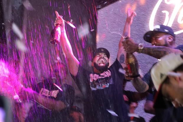 Drake lança EP em comemoração ao título do Toronto Raptors na NBA