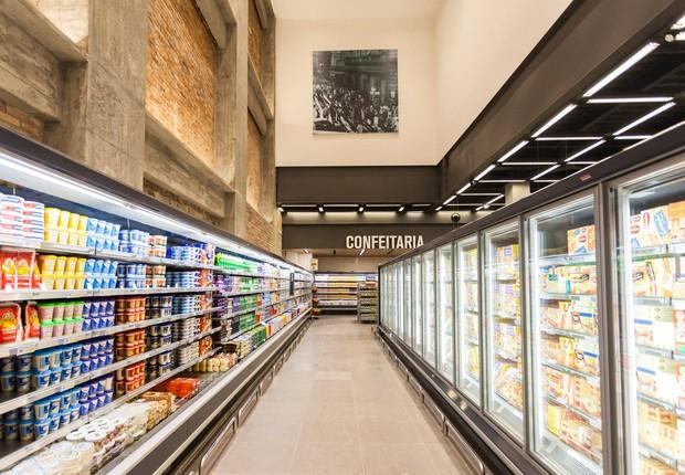 Mercado Zaffari (Foto: Reprodução/Facebook)