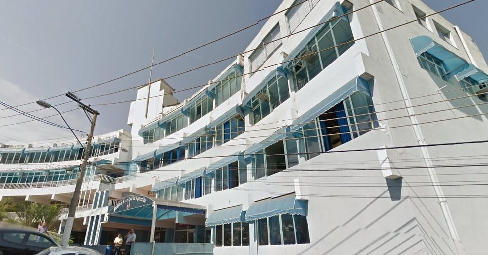 Prefeitura de Aparecida (Foto: Reprodução/Google Street View)