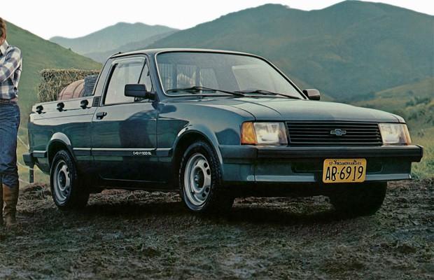 Chevy 500 podia levar até 500 kg de carga (Foto: Divulgação)