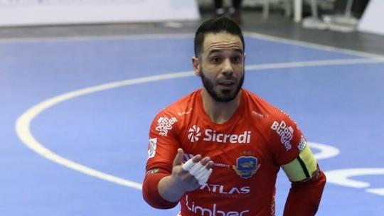 Foto: (Maurício Moreira/Pato Futsal)