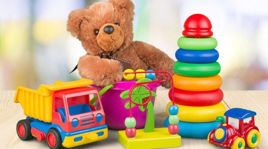 Brinquedos: dia das crianças é uma das datas mais importantes do varejo (Foto: Divulgação )