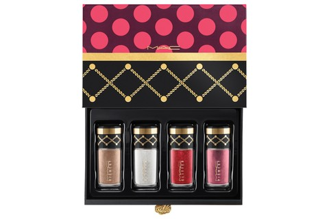 Kit de esmaltes da MAC,  R$169