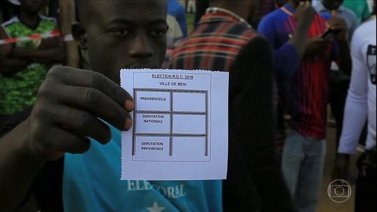 República Democrática do Congo faz eleição histórica no domingo (30)