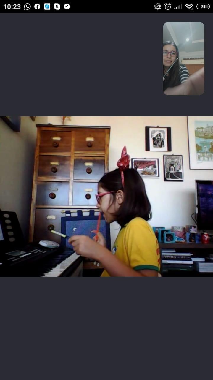 Escola de Música de Piracicaba promove recital infantil online de piano