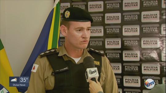 Polícia Militar faz operação de repressão a crimes em nove cidades do Sul de Minas