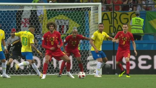 """Roberto Martínez relembra vitória da Bélgica sobre o Brasil na Copa: """"Exibição tática perfeita"""""""