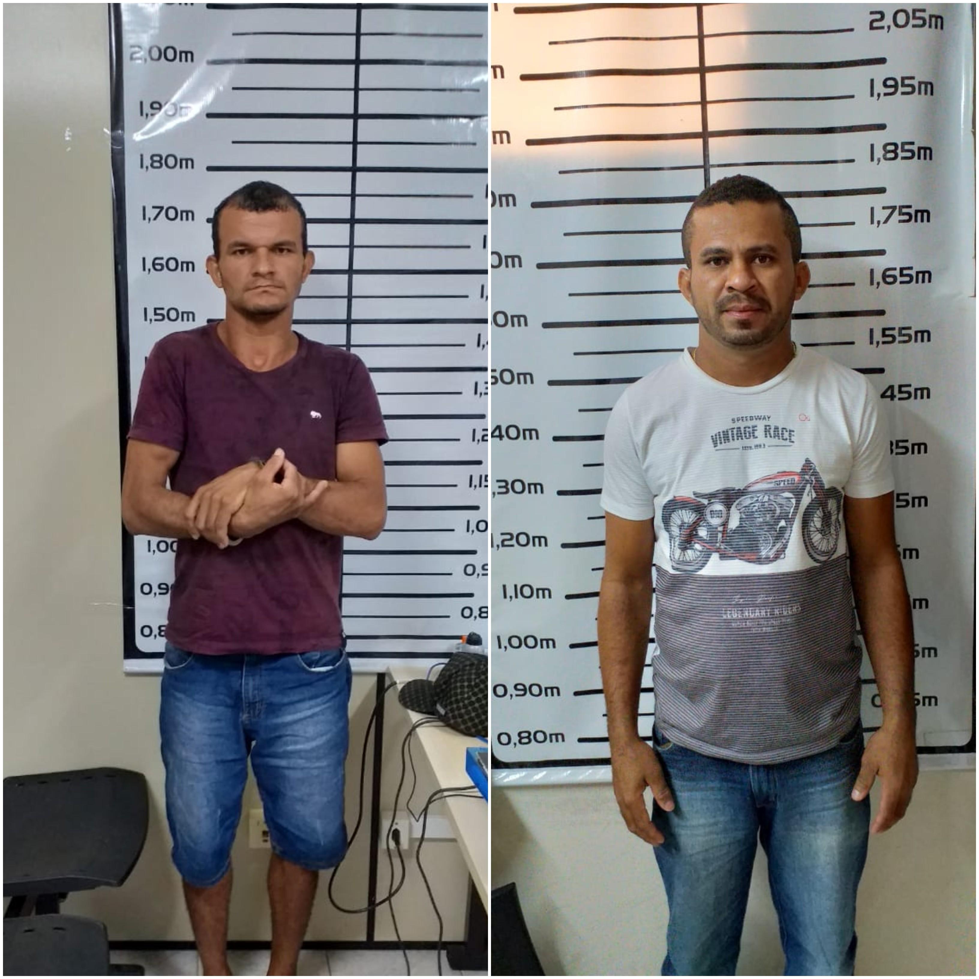 Dois são presos em Boa Vista suspeitos de tentativa de duplo homicídio  - Notícias - Plantão Diário