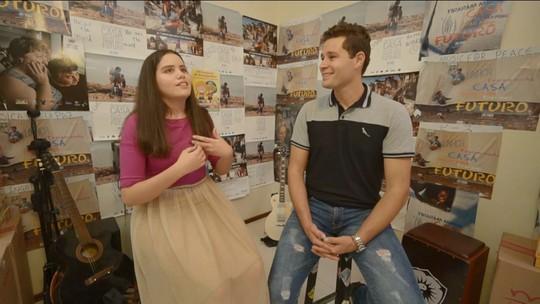 'Vida que Inspira': jovem estudante de Valinhos (SP) é ativista da ONU