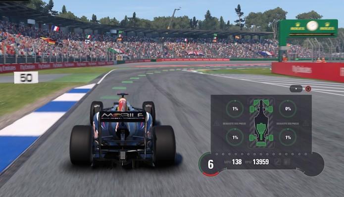 F1 2018 (Foto: Divulgação)