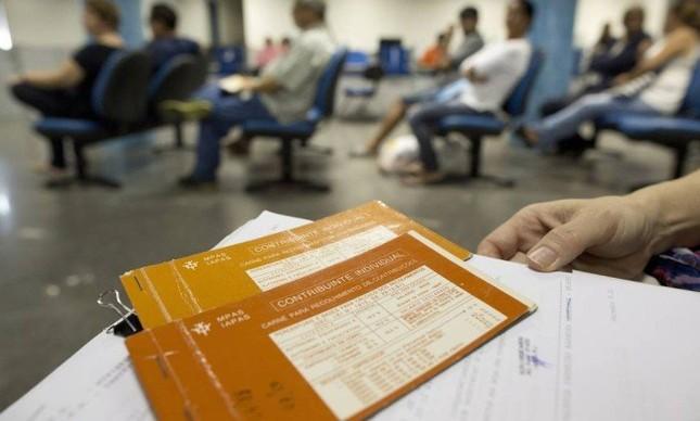 Reforma da Previdência (Foto: Agência O Globo)