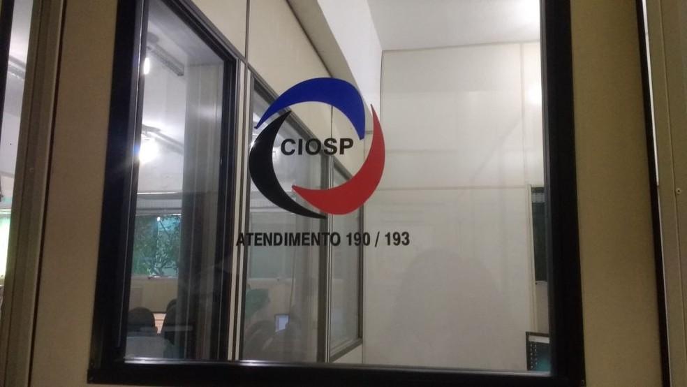 Gerente do Ciosp diz que objetivo é integrar todos os municípios do Acre ao novo sistema  (Foto: Quésia Melo/G1 )