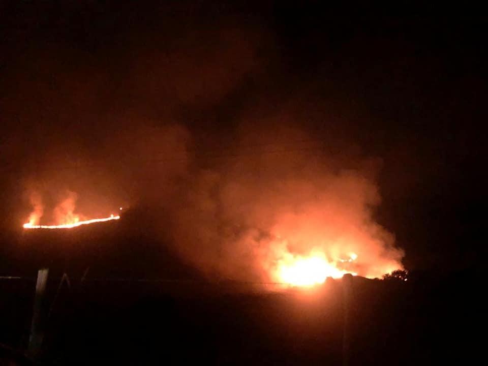 Fogo é controlado após 12 horas e destrói área equivalente a 32 campos de futebol no RJ - Notícias - Plantão Diário