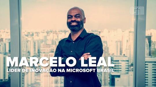 Negros na liderança: 'Eu nunca tive dúvidas quanto ao que eu conseguia fazer', diz Marcelo Leal, da Microsoft