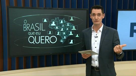 Diga: que Brasil você quer para o futuro?