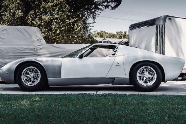 Lamborghini Miura (Foto: Eleanor Segura)