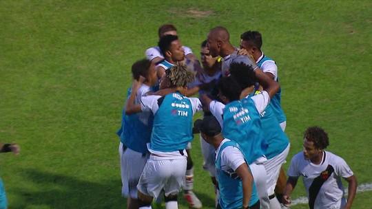 Vasco despacha o Volta Redonda nos pênaltis e vai à semifinal da Copinha