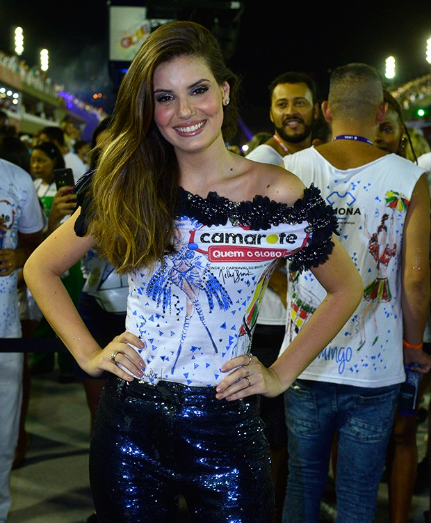 Camila Queiroz (Foto: Fabio Cordeiro/ QUEM)