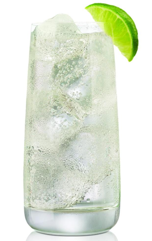 Receita de drinque Paloma, compartilhada por Bertone Mancini, brand advocacy de Jack Daniel's e el Jimador (Foto: Divulgação)