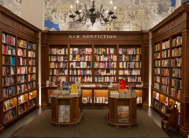 Rizolli-livraria-em-ny (Foto: Divulgação)