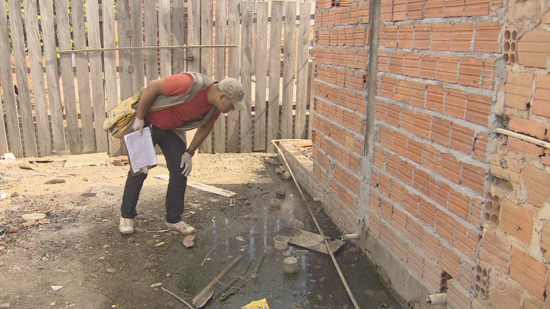 Três municípios do AP apresentam situação de 'alerta' para surto de doenças do Aedes