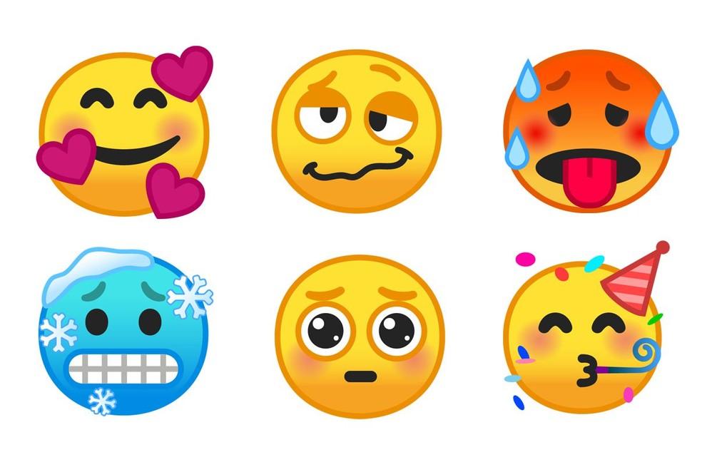 Android 9 Pie: conheça os novos emojis do sistema