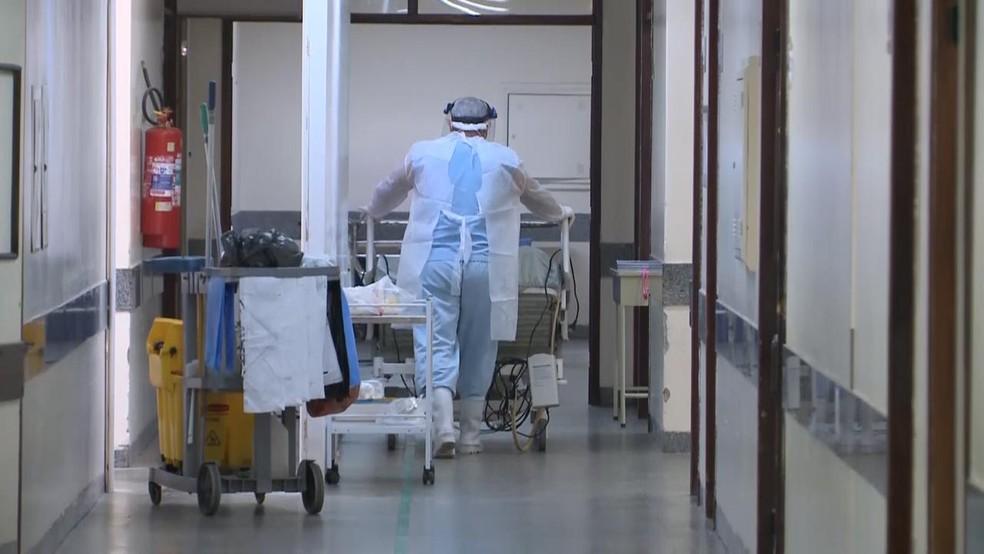 Profissionais da saúde vão ter benefício — Foto: Beto Silva/TV Paraíba