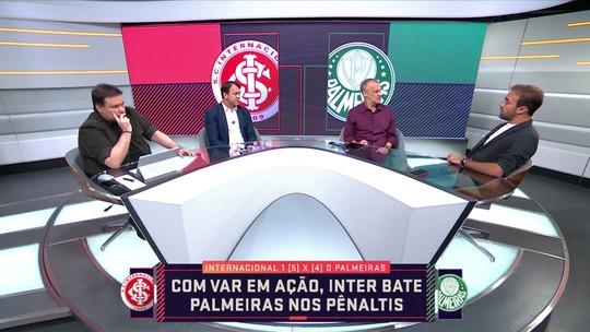 """Petkovic analisa momento do Palmeiras: """"Chega um momento que o time vai ter uma descida"""""""