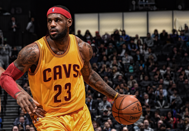 Lebron James (Foto: NBA)