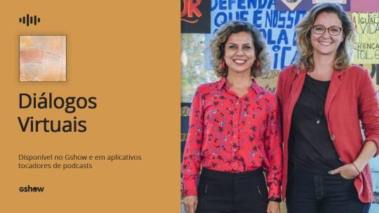 Carla Faour e Julia Spadaccin, autoras de 'Segunda Chamada'