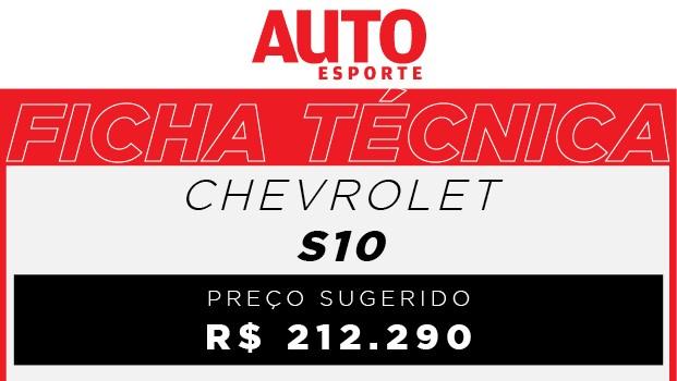 Chevrolet S10 High Country (Foto: Divulgação)