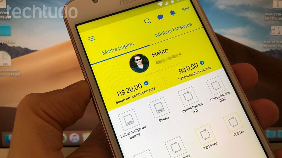 9986e2c92b ... Aprenda a recuperar o comprovante de pagamento ou transferência no app  do Banco do Brasil —