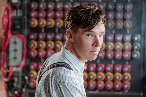 Benedict Cumberbatch como Alan Turing em 'O Jogo da Imitação' (Foto: Divulgação)