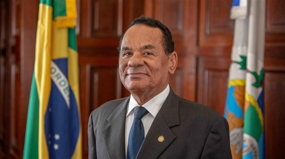 O deputado estadual João Peixoto — Foto: Divulgação/ Alerj
