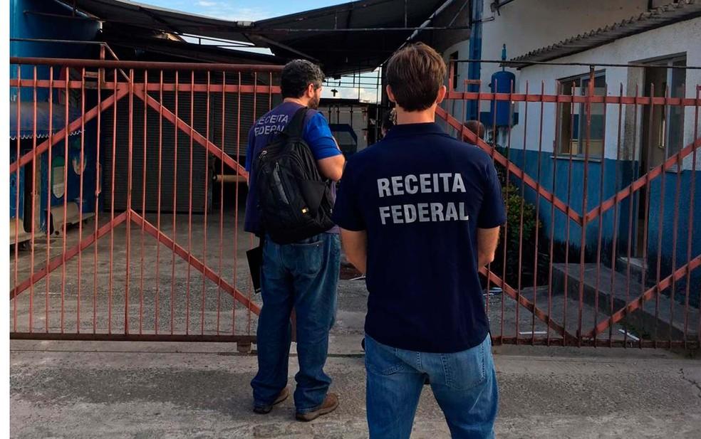 Operação na Bahia desarticulou esquema de fraude em importações de mercadorias vindas de Miami  — Foto: Divulgação/Receita Federal