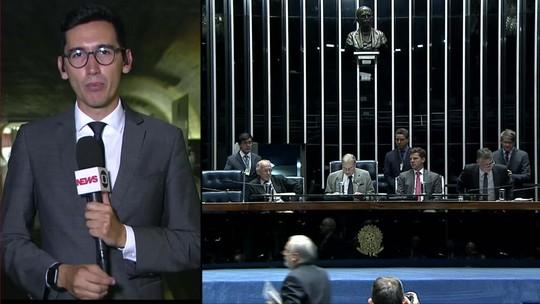 Reforma da Previdência: plenário do Senado tem primeira sessão de debates
