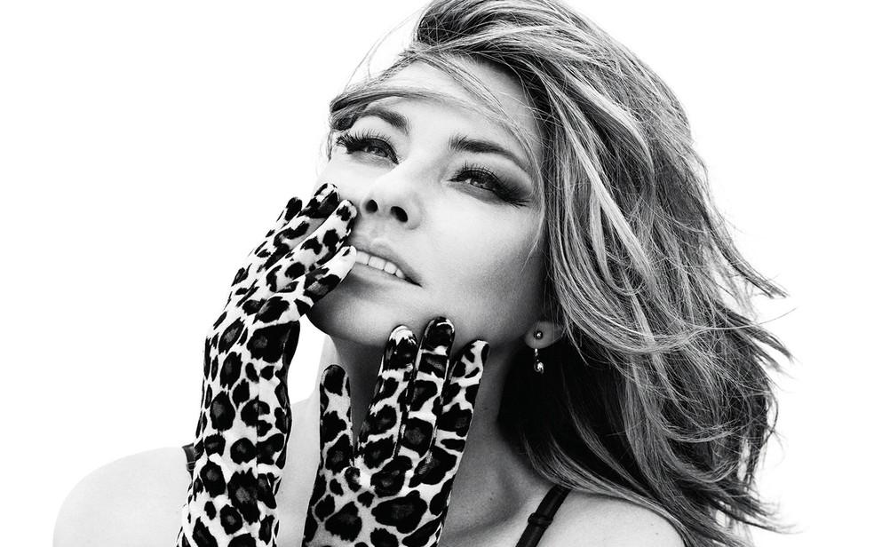 A cantora Shania Twain fará show na Festa do Peão de Barretos em agosto deste ano (Foto: Divulgação)