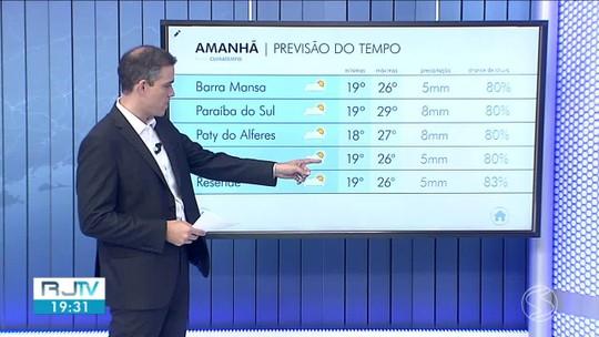 Entenda o que provocou a chuva de granizo em Paraíba do Sul