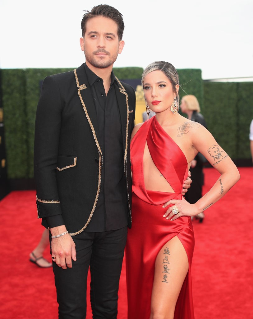 Halsey e G-Eazy (Foto: Getty Images)