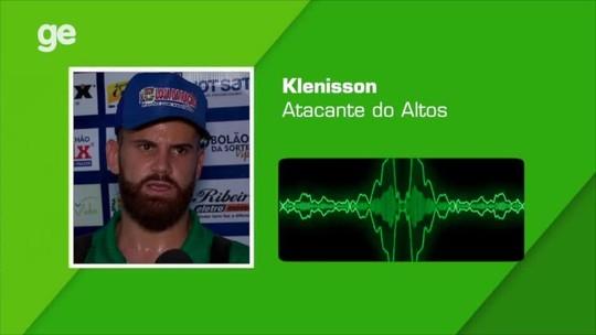 Irritado com erro do time após gol na Série D, atacante usa termo inusitado e intriga radialistas