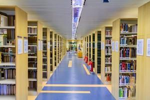 Biblioteca da presidência da República