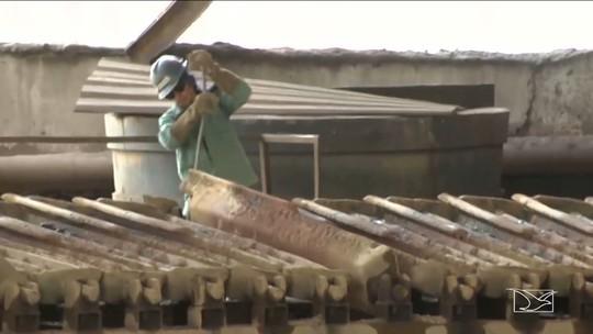 Ameaça de fechamento preocupa trabalhadores siderúrgicos no MA