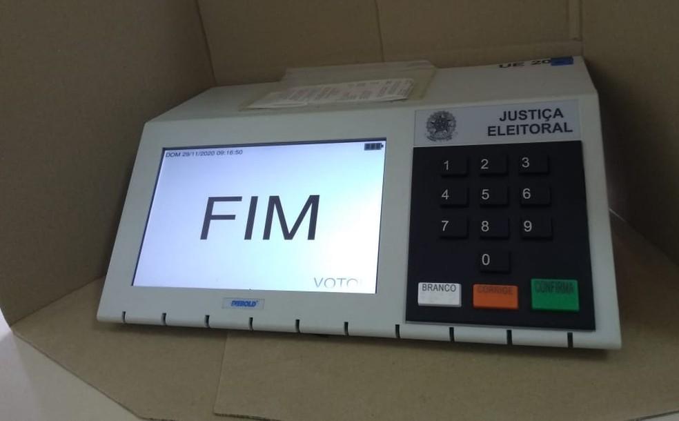 TRE-RN cassa prefeito de Canguaretama e determina realização de novas eleições — Foto: Alcinete Gadelha/G1