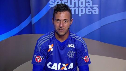 Diego Alves defende Muralha e se mostra incomodado com momento do Flamengo