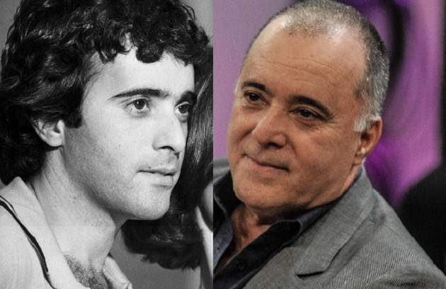 'Pai Herói', novela de Janete Clair que foi ao ar em 1979 na Globo, será reprisada no Viva. Relembre a história: Tony Ramos era o protagonista, André Cajarana, que queria provar a honestidade de seu pai (Foto: Globo/CEDOC)