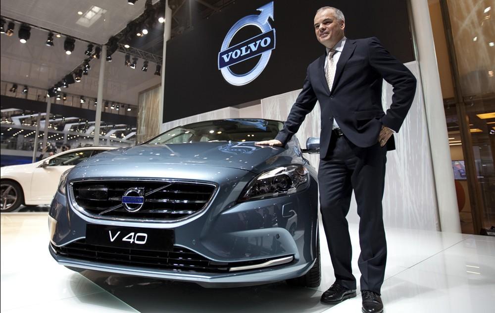 Volvo firma parceria com Baidu para desenvolver carro autônomo voltado para aplicativos de transporte China-auto-show_fran-1