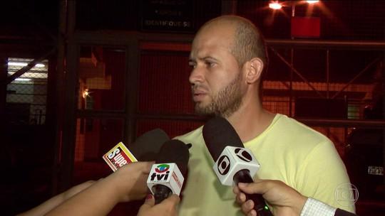 Caso Eliza Samudio: Após deixar penitenciária, Macarrão diz que ganância motivou participação no crime