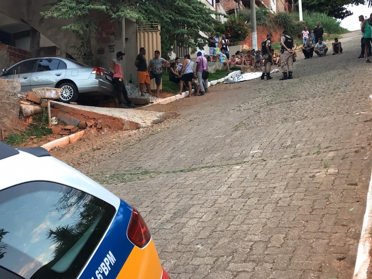 Jovem de 20 anos sai para buscar manga e é morta a tiros em Governador Valadares - Notícias - Plantão Diário